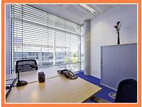●(Chiswick-W4) Modern & Flexible - Serviced Office Space London!