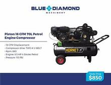 Air Compressor - Piston 18-42CFM 160 Lt Diesel / Petrol /Electric Kewdale Belmont Area Preview