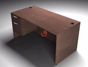 Brand New Straight Office Desks