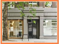 ●(Bloomsbury-WC1X) Modern & Flexible - Serviced Office Space London!