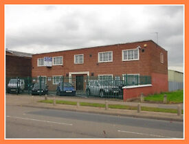 * (Birmingham-B33) Modern & Flexible Serviced Office Space For Rent-Let!‎