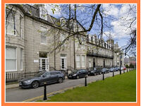 * (Aberdeen-AB15) Modern & Flexible Serviced Office Space For Rent-Let!‎