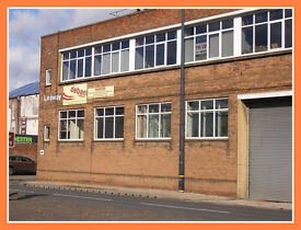 * (Trafford Park-M17) Modern & Flexible Serviced Office Space For Rent-Let!