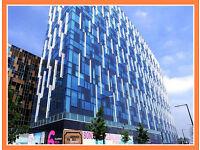 ●(Greenwich-SE10) Modern & Flexible - Serviced Office Space London!