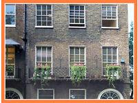 ●(Holborn-WC1A) Modern & Flexible - Serviced Office Space London!