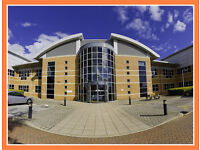 * (Castle Donnington-DE74) Modern & Flexible Serviced Office Space For Rent-Let!‎
