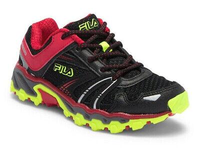 Fila TKO Train Running Sneaker Sport Athletic Casual Shoe Sz 12 boys kids laced