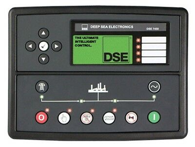 Dse Deep Sea Electronics Dse7450 Dc Generator Controller 7450 Automatic Manual