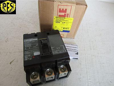 New Nib Square D Qdp32225tm 3 Pole 225 Amp 240 Volt 22k Ezm Meter Breaker