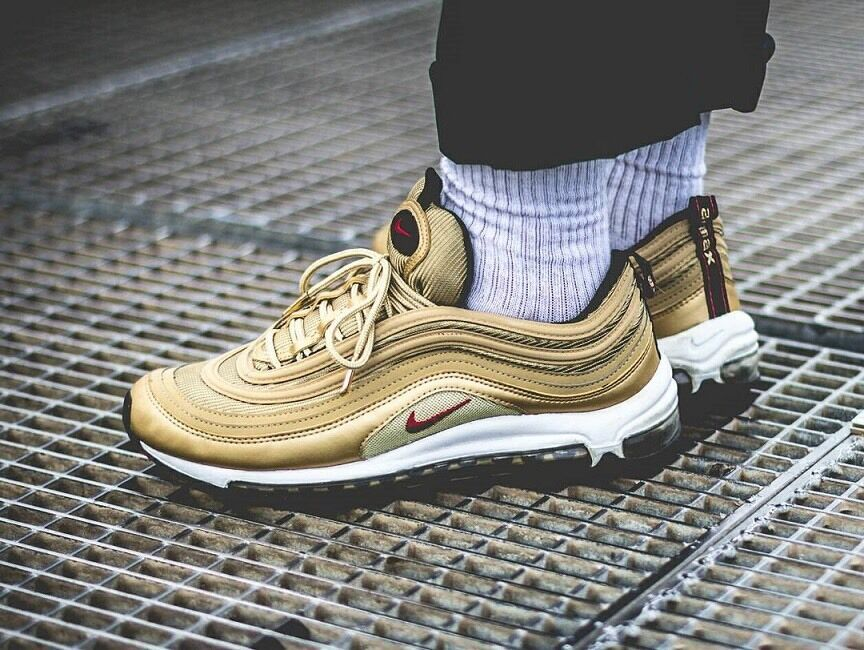 Cheap Nike Air Max 97 Metallic Gold Le Site de la Sneaker