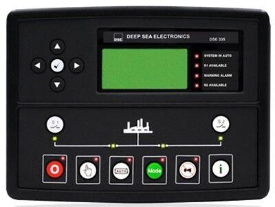 Dse Deep Sea Electronics Dse335 Auto Transfer Switch Control Module Genats 335