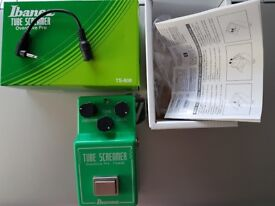 Ibanez TS808 Reissue Tube screamer - immaculate, never used