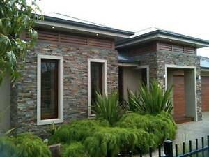 Supply Only Natural Stacked Stone Feature Wall Cladding Sunshine North Brimbank Area Preview