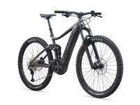 Electric Bike Giant Stance E + 1 Pro 2021