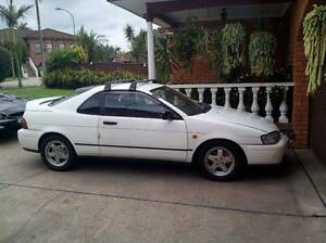 Reconditioned Toyota Paseo Sedan for Sale Cabramatta West Fairfield Area Preview