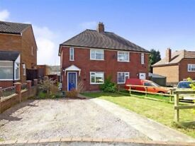 Refurbished 2 bed semi-detached house to let - Arleston - ready now