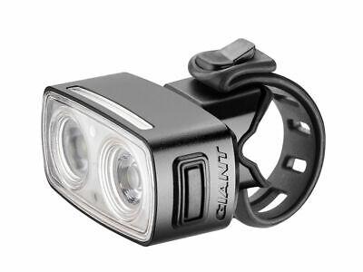 Giant Recon HL 200 LUMENS Luce faro anteriore batteria Ricaricabile USB Fanale