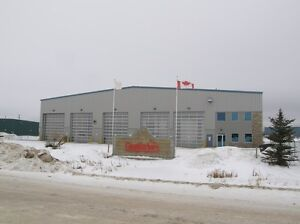 FREE STANDING BUILDING FOR SUBLEASE - SLAVE LAKE