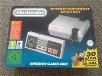 NES Classic Mini Boxed