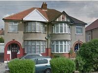 Refurbished Large 4 Bedroom Semi Detached House | To Let | Kingsbury | NW9