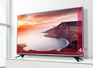 "LG 43LJ5000 43"" Full HD 1080p LED TV + GARANTIE 2 ANS"