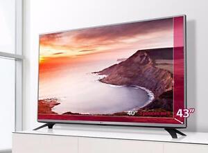 TV LG LED FULL HD 1080P 43P   43LJ5000
