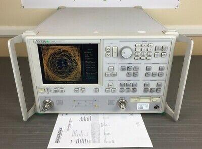 Anritsu 37269c 40mhz - 40ghz Vector Network Analyzer - Calibrated 37369a 37369c