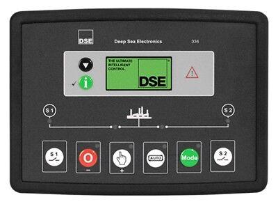 Dse Deep Sea Electronics Dse334 Auto Transfer Switch Control Module Genats 334