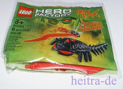 LEGO Hero Factory - 40084 Brain Attack NEUWARE Originalverpackt (x4) (Lego Hero Factory Brain Attack)