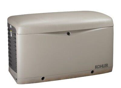 Kohler 20kw Stationary Back-up Power Generator Lp Vapor Or Natural Gas 20resc