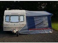 Great little Caravan, Ready to GO! - AVONDALE RIALTO 480-2S (2-berth), year 2000