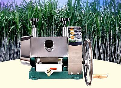 SUGAR CANE JUICER MACHINE MILL EXTRACTOR PRESS,Stanless Steel Gears,Manuel Power for sale  China