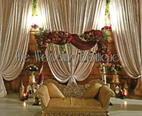 VISIT OUR WEDDING DECORATIONS SHOWROOM FOR FREE CONSULTATION