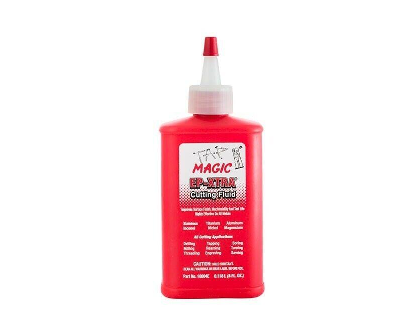 Tap Magic Cutting Oil, 4 oz, Can, 10004E