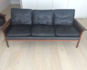 VINTAGE Vatne Mobler Sofa and Lounge Chair