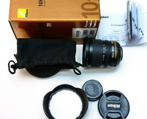 Nikon  AF-S  DX Nikkor  10-24mm F3.5-4.5 G  ED, Near Mint