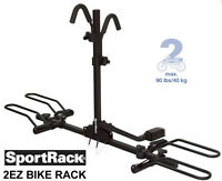 support pour 2 velos sportrack