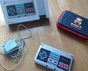 Nintendo 3DS XL NES Edition (FREE GAMES)
