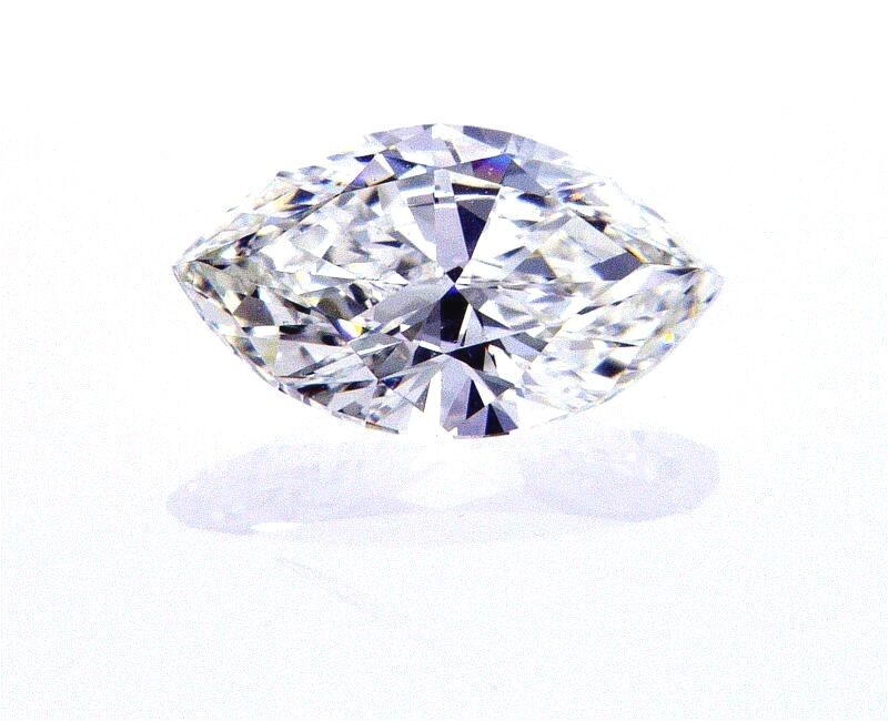 GIA Certified Natural Marquise Cut Loose Diamond 0.70 CT G Color VS1 Clarity