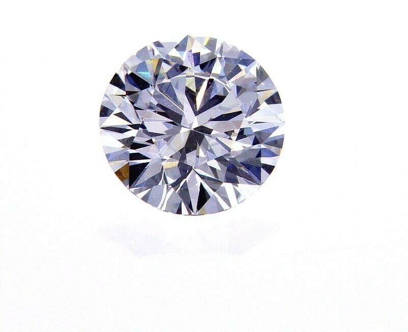 Diamond 0.30 Ct Natural Round Brilliant Cut Loose D Color VVS1 GIA Certified
