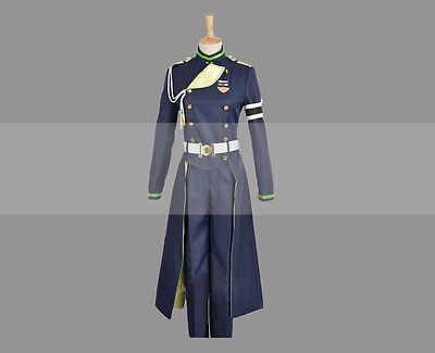 Custom Made Owari no Seraph Mito Jujo Cosplay Costume Outfit Buy