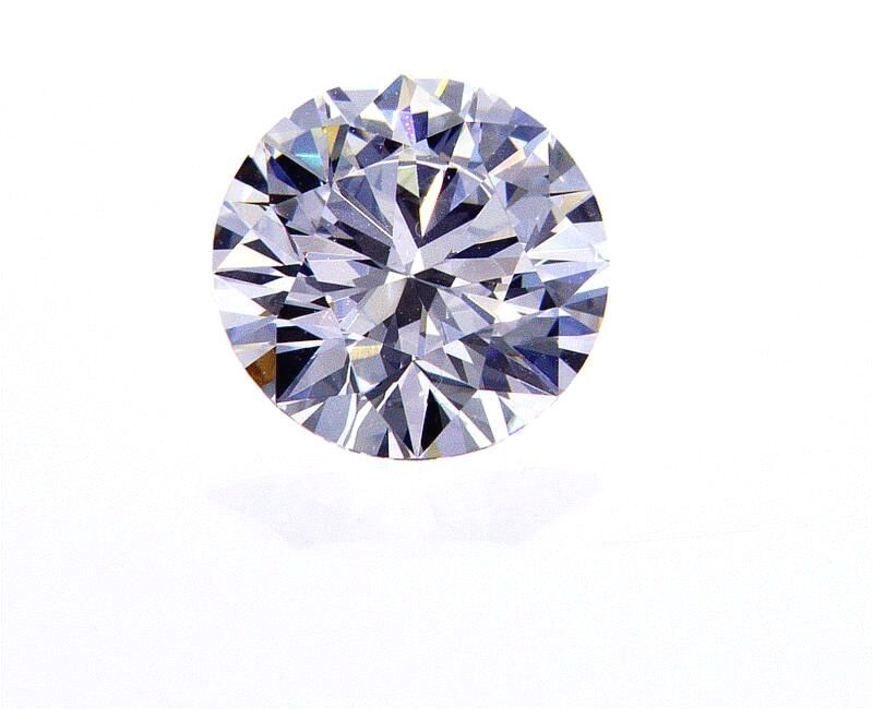 0.40 Ct E VVS2 Clarity Natural Loose Diamond Round Cut Brilliant GIA Certified