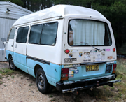 1985 Nissan Urvan Motor Home Portland Lithgow Area Preview