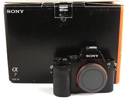 Sony Alpha A7 24.3 MP Digital Camera (Body Only)