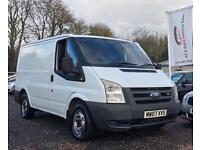 2007 Ford Transit 2.2 TDCi 260 Low Roof Panel Van Duratorq 5dr (SWB)