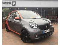 2015 SMART FORFOUR HATCHBACK 0.9 Turbo Edition 1 5dr