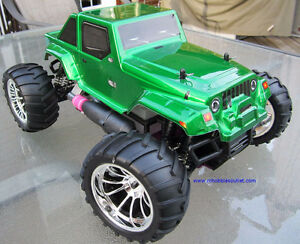 New Nitro RC Truck HSP 1/10 Scale 2.4G  4WD City of Toronto Toronto (GTA) image 4