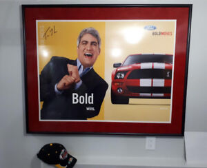 "LIMITED EDITION SHELBY/TAYLOR HICKS ""BOLD MOVES"""