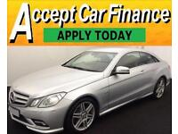 Mercedes-Benz E250 FROM £43 PER WEEK!