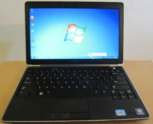 "Dell Latitude 12"" ultraportable Intel Core i7"